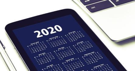 Bereit für 2020