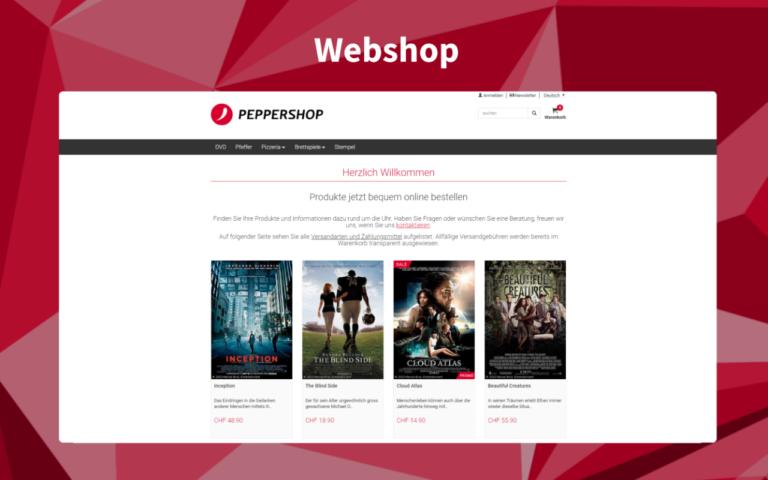 Webshop de
