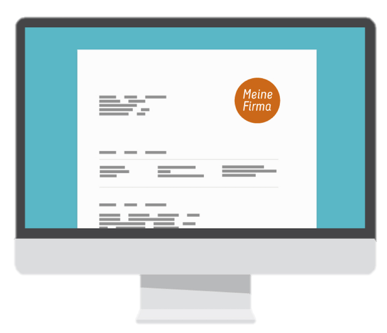 Einzahlungsschein Online Ausfüllen Und Drucken Bexio